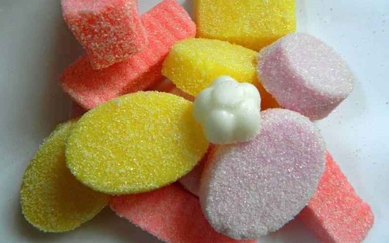Из чего делают мыло-скраб?